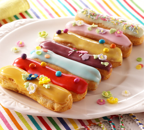 Easter Eclaires